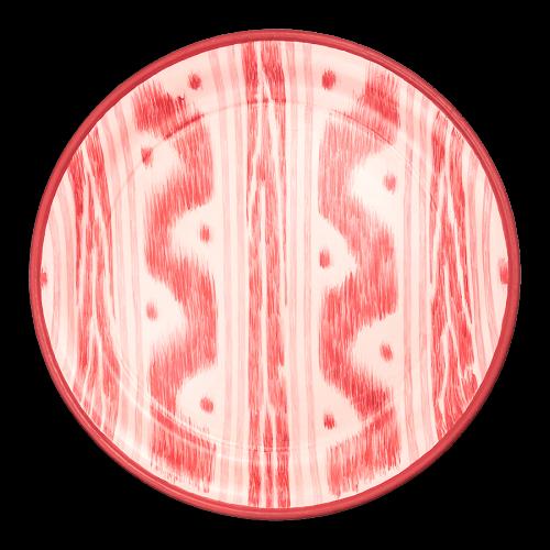 TOL-20 Pink Ikat