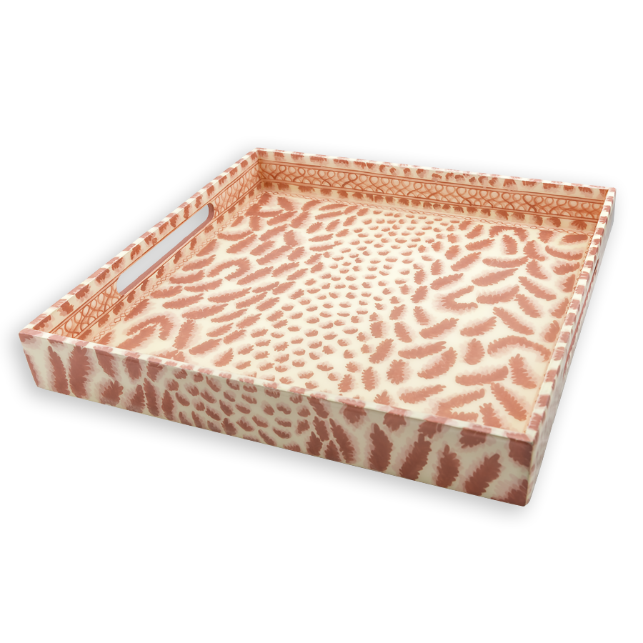 LAC-61 Pink Cheetah