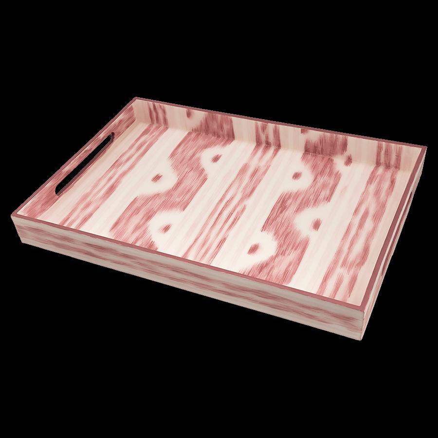 LAC-20 Pink Ikat